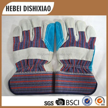 Factory Wholesales Cheap Good Quality <strong>Safety</strong> Glove Leather working gloves