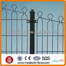PVC Ornamental fence spearhead