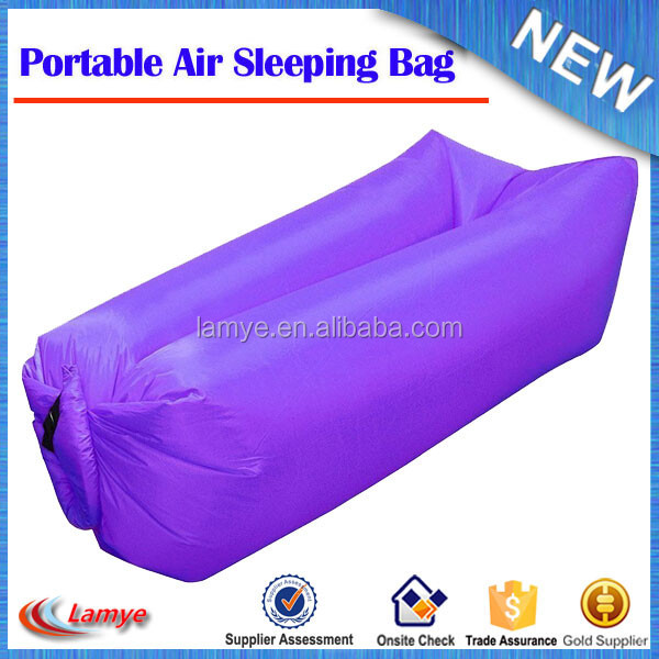 Hot Items 2017 New Years 3 Seasons 190T Polyester with Waterproof Treatment Air Bag Sofa Products