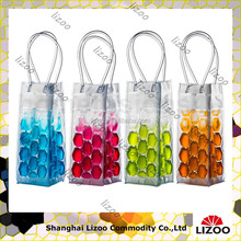 Wine Tote Cool Sack Gel Filled Freeze factory(With CE,MSDS,FDA)