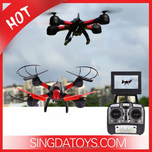 Top Selling!Wholesale Hengdi 1315S 5.8G Quadcopter FPV 4CH Real-time Transmission RC Quadcopter Mode 2