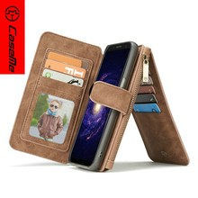 CaseMe covers Fashion elegant wallet , design PU leather mobile phone case,for leather cell phone
