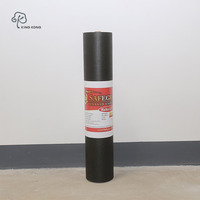 double-side self adhesive modified bitumen waterproof membrane