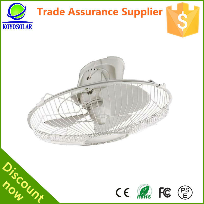 Air cooling China cheap 12V dc ceiling fan