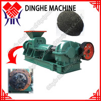 High Quality Screw Type Sugarcane Bagasse Charcoal Briquette Machine