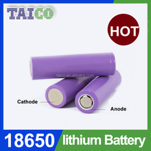 18650 2200mah Battery Li-ion Rechargeable Battery Pack for E-Boat