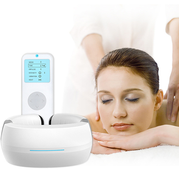 2018 new products scientific Health body Care Product Electric Neck Massager for home office