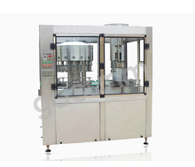 beer wine bottle washing filling and capping machine for wine