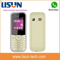 "cheapest 1.77"" small size gsm China mini cell phone celulares with whatsapp facebook gprs"