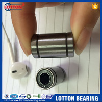 LOTTON Round Flanged Type Linear Bearing