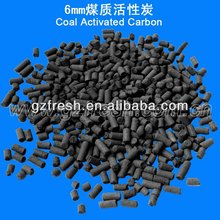 supply coal activated carbon(ISO9001&NSF)