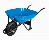 Strong Concrete WheelBarrow WB7400RS With Leg Shoes