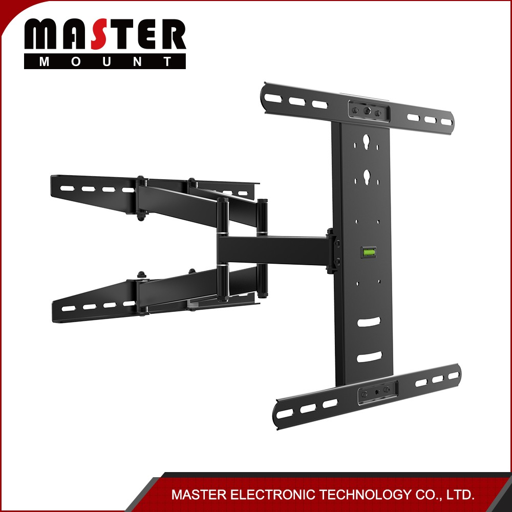 Master MMA07-466 TV Stand For Flat Panel TV's Between 36-Inch To 70-Inch, Black