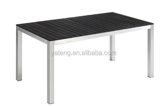 A buon mercato wpc bordo mobili da giardino in plastica for Mobili a buon prezzo