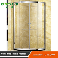 modern bathrooms shower cabin hot stainless steel shower room with tempered glass