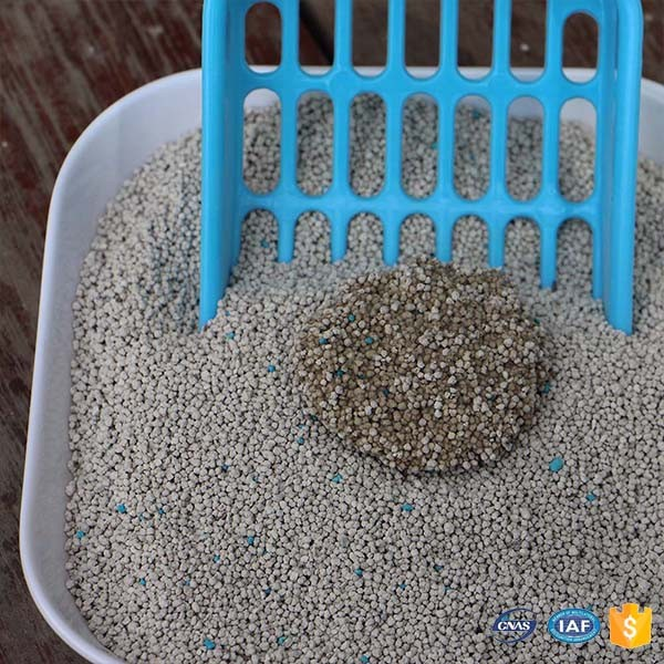 Factory price eco fine cat sand bentonite