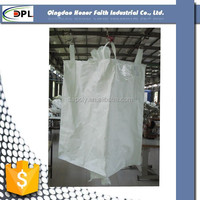 Professional China factory high quality uv resistant bags pp jumbo bag