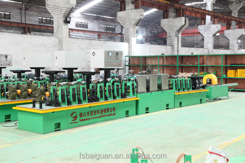 BG40 Auto Exhaust Pipe Forming Equipment