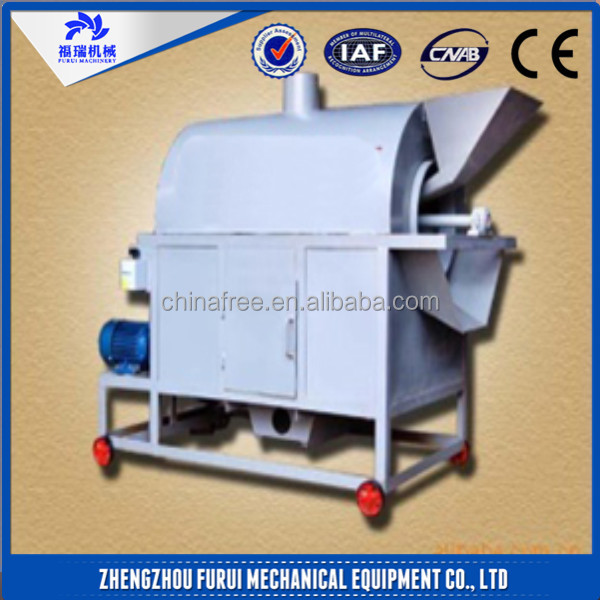 Good quality factory price nuts roasting machine roster/roast corn machine