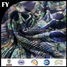 Textile materials fabric custom digital printed with own designs
