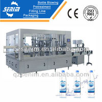SM High Quality carbonated beverage filling machine line
