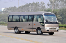 sinotruk 18 seats euro3 mini bus price