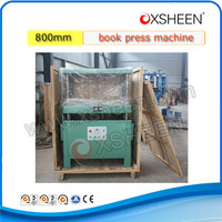 multi-application book press machine, best paper pressing machine