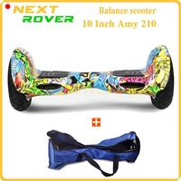 Buy direct from china factory 10inch balance electronic scooter with best quality