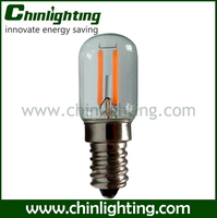 led t22 cob 1.2w filament tubular bulb t22 t20 tungsten lamp led filament bulb hotel t22 1.2w filament led light bulb