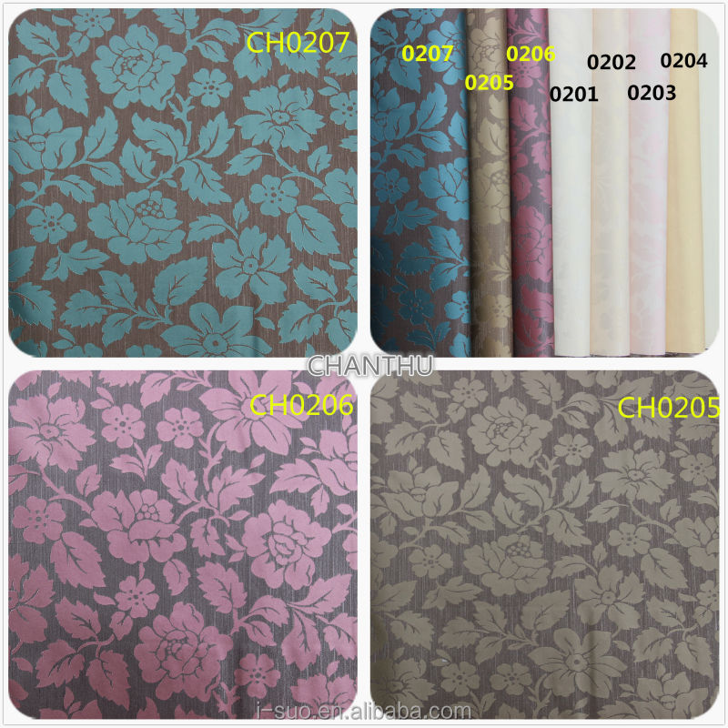 Hot Italian style PVC wallpaper for interior office decoration