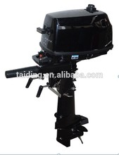 2016 hot small 2 stroke 6.0 HP gasoline outboard motor