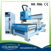 THK guide rail and Japan servo motor price for sal wood cnc router with CE