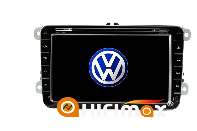 HIFIMAX Android 6.0 car dvd player for volkswagen VW passat B5 B6 B7