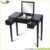 Makeup wooden table with mirror and latest design dressing table