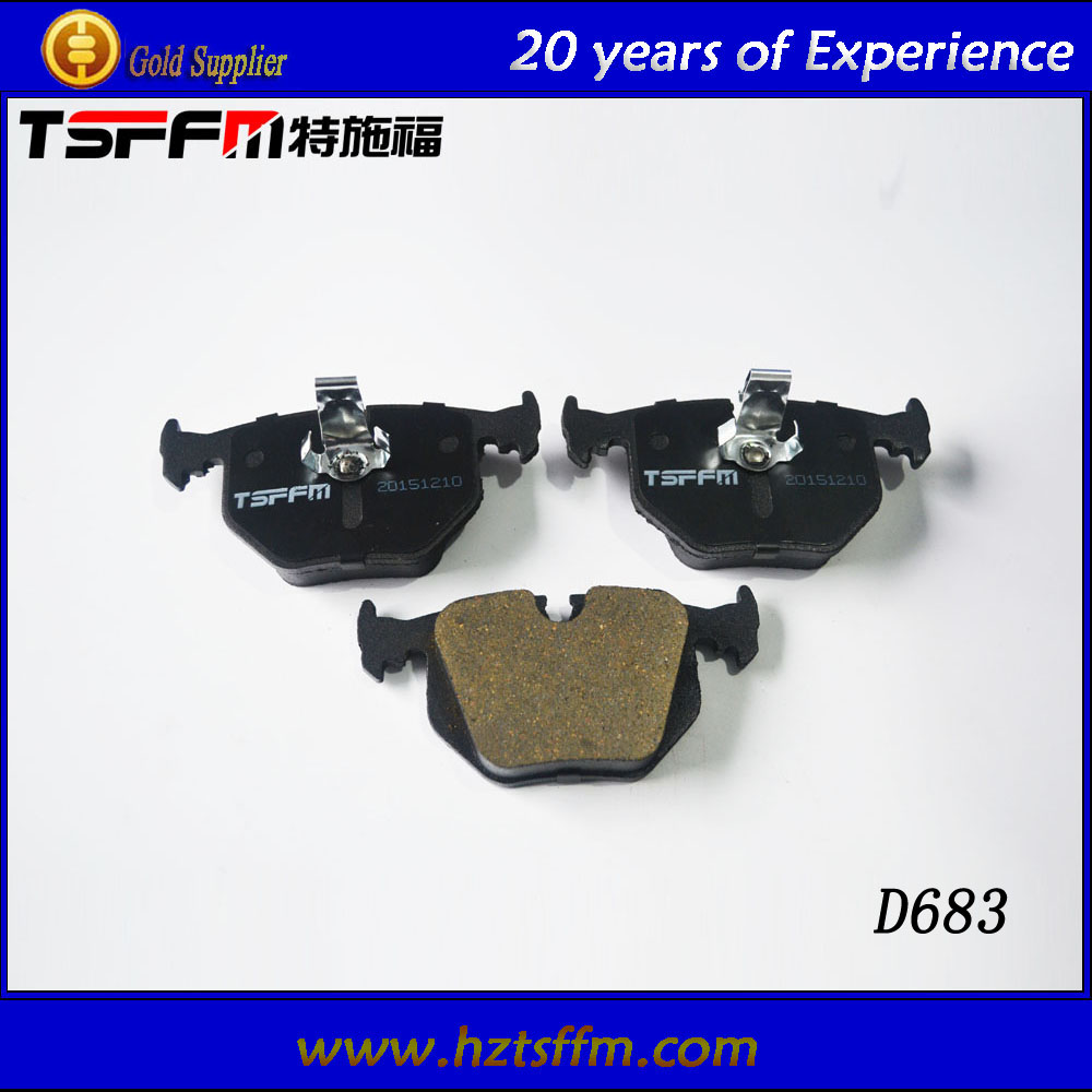 best quality used metal brake pad brake lining for sale