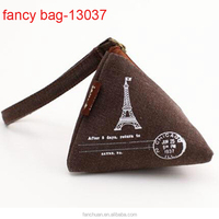 2014 New Created White Eiffel Tower Design Purse