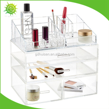 Manufacturer Make up Organizer Acrylic Makeup Organizer