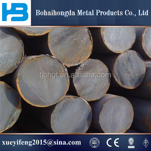 s45c round steel bar/forged steel round bar/round steel billets