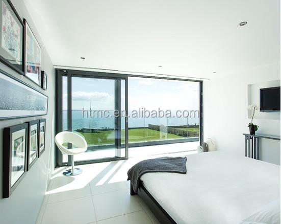 180 Deg Hinged Windows : New house design aluminium window doors sliding open