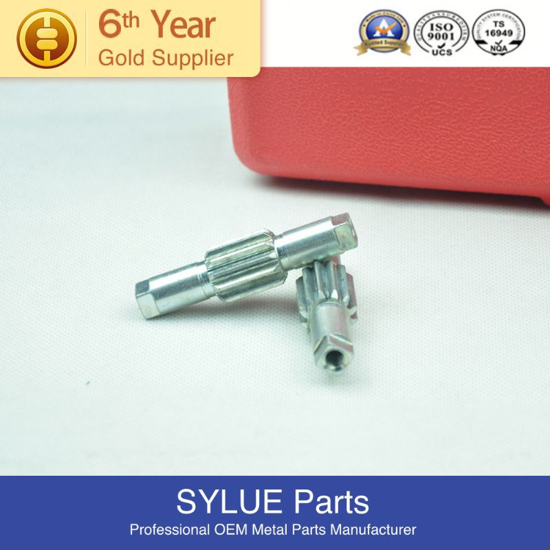 Factory Stainless Steel trapezoidal thread spindles Factory Price