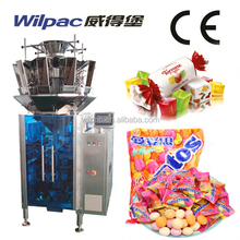 Low Price Ice Candy Sachet Bag Weighing Filling Packaging Machine