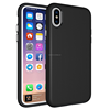 Wholesale china factory colorful PC back cover add TPU combination cell phone case for iPhone X