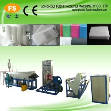 Best Quality plastic pe foam film extruder , foam sheet making machine