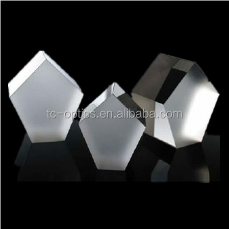 China supplier optical glass penta prism