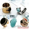 Instagram Popular Bijoux Rings Fashion Jewelry