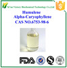 Low price high quality humulene pure alpha-Caryophyllene cas 6753-98-6