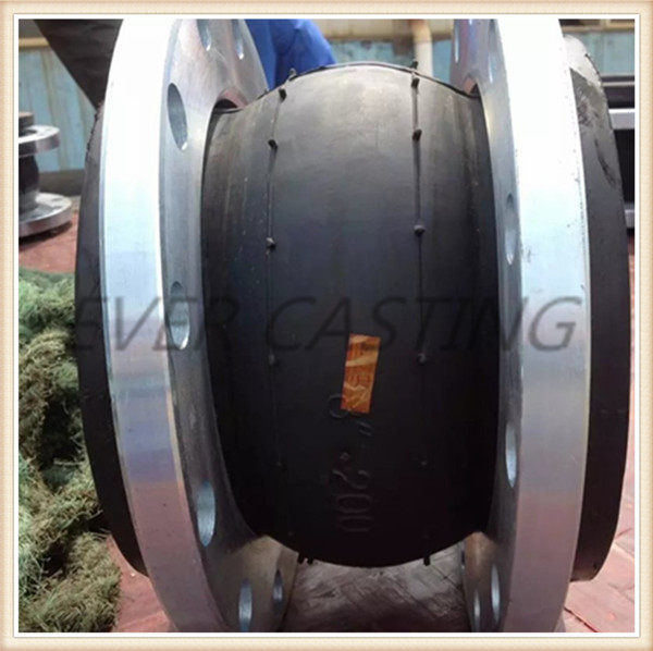 Rubber Flexible Joint/Rubber Expansion Pipe Joint