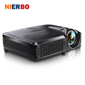 C195 Ultra Short Throw Projector High Lumens Projectors for Daytime Business Office School Church Home 3D Full HD 1080P DLP Beam