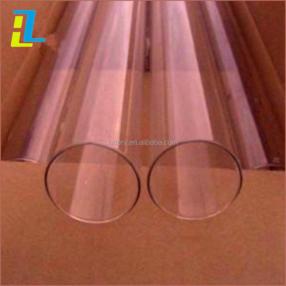 grand diam tre clear tube acrylique pmma tuyaux transparent en plexiglas tube tuyaux en. Black Bedroom Furniture Sets. Home Design Ideas