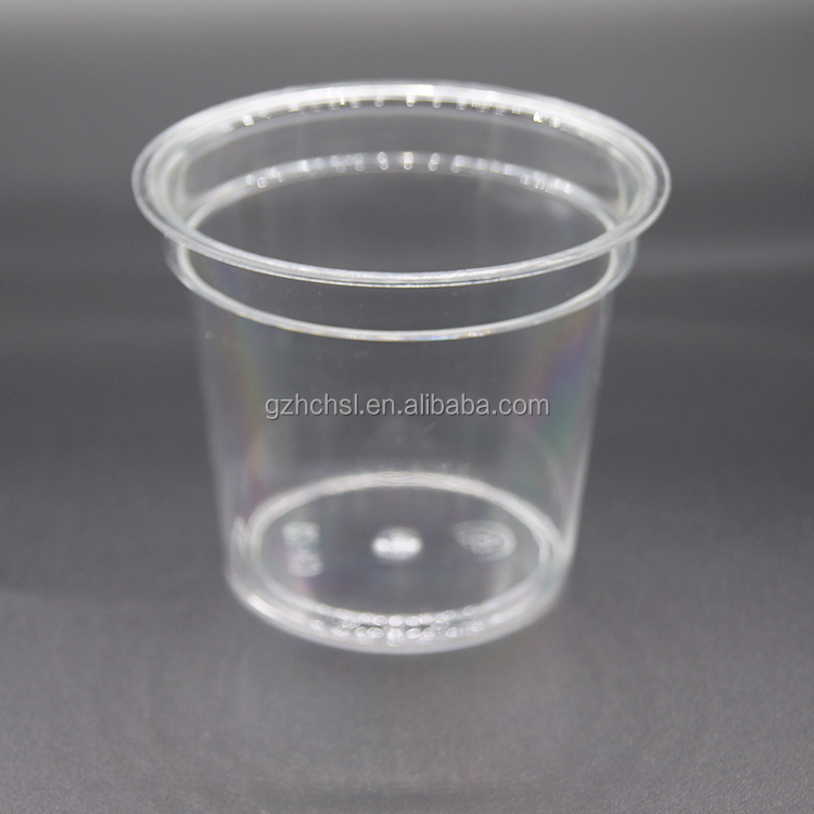OEM custom food package 120ml ps jelly cup disposable dessert cup,Plastic Dessert Cups with lids Ice Cream Cups with spoons